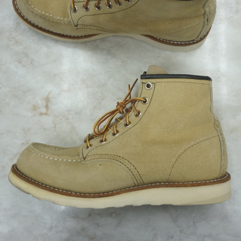 RED WING 8173 suede moc toe  irish setter 1