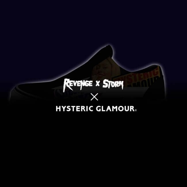 REVENGEXSTORM×HYSTERIC GLAMOUR